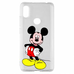 Чохол для Xiaomi Redmi S2 Сool Mickey Mouse