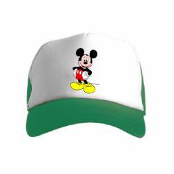 Дитяча кепка-тракер Сool Mickey Mouse