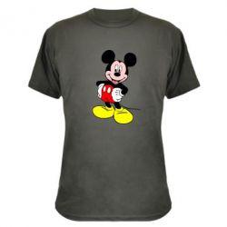 Камуфляжная футболка Сool Mickey Mouse - FatLine
