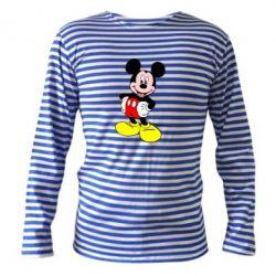 Тельняшка с длинным рукавом Сool Mickey Mouse