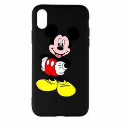 Чохол для iPhone X/Xs Сool Mickey Mouse
