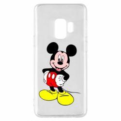 Чохол для Samsung S9 Сool Mickey Mouse