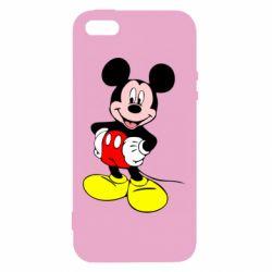 Чохол для iphone 5/5S/SE Сool Mickey Mouse