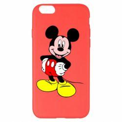 Чохол для iPhone 6 Plus/6S Plus Сool Mickey Mouse