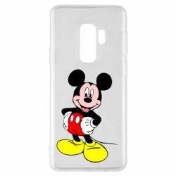 Чохол для Samsung S9+ Сool Mickey Mouse