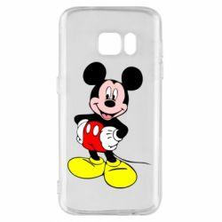 Чохол для Samsung S7 Сool Mickey Mouse