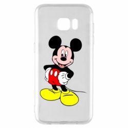 Чохол для Samsung S7 EDGE Сool Mickey Mouse
