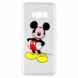 Чохол для Samsung S8 Сool Mickey Mouse
