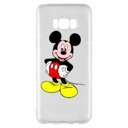 Чохол для Samsung S8+ Сool Mickey Mouse