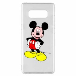 Чохол для Samsung Note 8 Сool Mickey Mouse