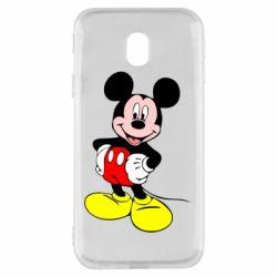 Чохол для Samsung J3 2017 Сool Mickey Mouse