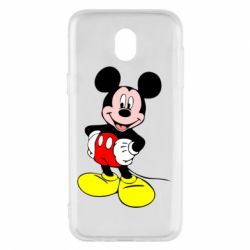 Чохол для Samsung J5 2017 Сool Mickey Mouse