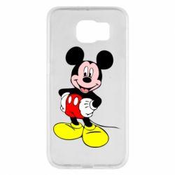 Чохол для Samsung S6 Сool Mickey Mouse
