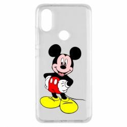 Чохол для Xiaomi Mi A2 Сool Mickey Mouse