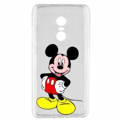 Чохол для Xiaomi Redmi Note 4 Сool Mickey Mouse