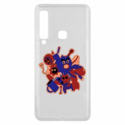 Чохол для Samsung A9 2018 Сool sticker