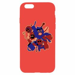 Чохол для iPhone 6/6S Сool sticker