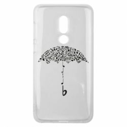 Чехол для Meizu V8 Sound Of Rain - FatLine