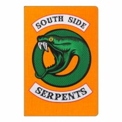 Блокнот А5 South side serpents stripe
