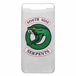 Чехол для Samsung A80 South side serpents stripe