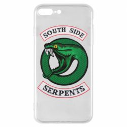 Чехол для iPhone 7 Plus South side serpents stripe