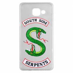 Чехол для Samsung A5 2016 South side serpents