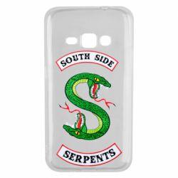 Чехол для Samsung J1 2016 South side serpents