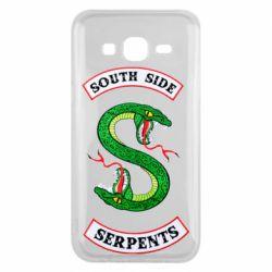 Чехол для Samsung J5 2015 South side serpents