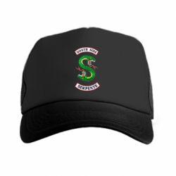 Кепка-тракер South side serpents