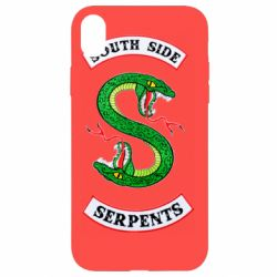 Чехол для iPhone XR South side serpents