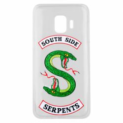 Чехол для Samsung J2 Core South side serpents