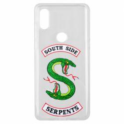 Чехол для Xiaomi Mi Mix 3 South side serpents
