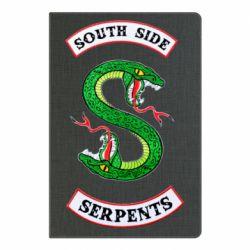 Блокнот А5 South side serpents