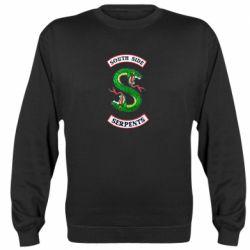 Реглан (свитшот) South side serpents