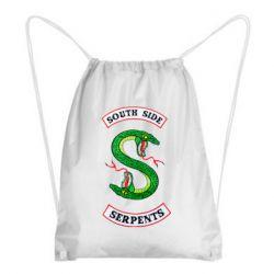 Рюкзак-мешок South side serpents