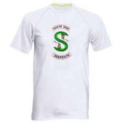 Мужская спортивная футболка South side serpents