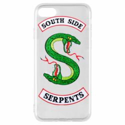 Чехол для iPhone 7 South side serpents