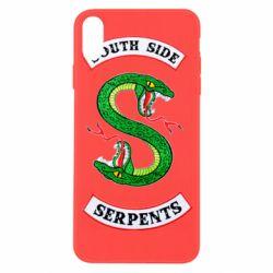 Чехол для iPhone X/Xs South side serpents