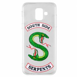 Чехол для Samsung A6 2018 South side serpents