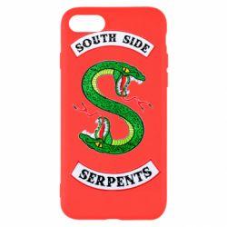 Чехол для iPhone 8 South side serpents