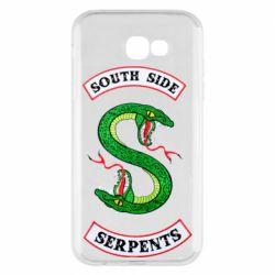 Чехол для Samsung A7 2017 South side serpents