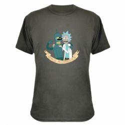 Камуфляжна футболка Space alcoholics