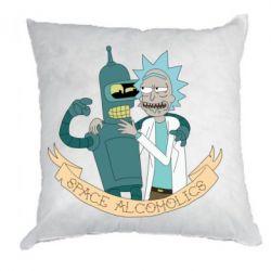 Подушка Space alcoholics