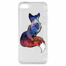 Чохол для iphone 5/5S/SE Space Fox