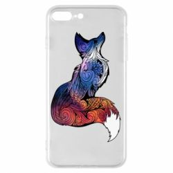 Чохол для iPhone 7 Plus Space Fox