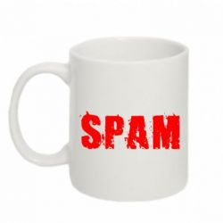 Кружка 320ml Spam - FatLine