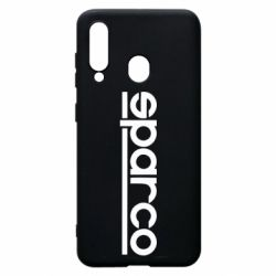 Чехол для Samsung A60 Sparco - FatLine