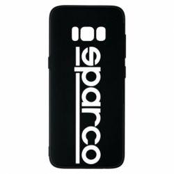 Чехол для Samsung S8 Sparco - FatLine