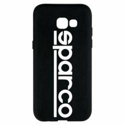 Чехол для Samsung A5 2017 Sparco - FatLine