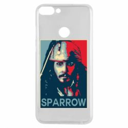 Чехол для Huawei P Smart Sparrow - FatLine